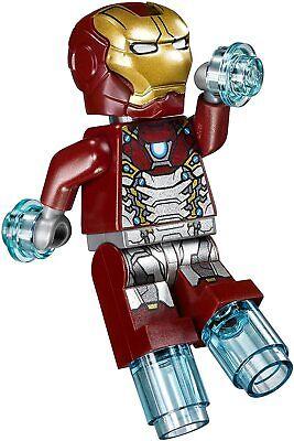 LEGO 76083 - Marvel Beware the Vulture - Iron Man Mark 47 Minifigure - New!