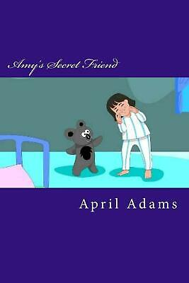 Amy's Secret Friend: Children's Book: Interactive Bedtime Story Best for (Best Bedtime Stories For Kids)