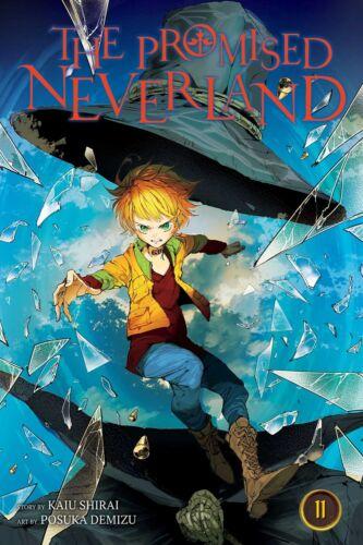 The Promised Neverland (Vol. 11) English Manga Graphic Novel New