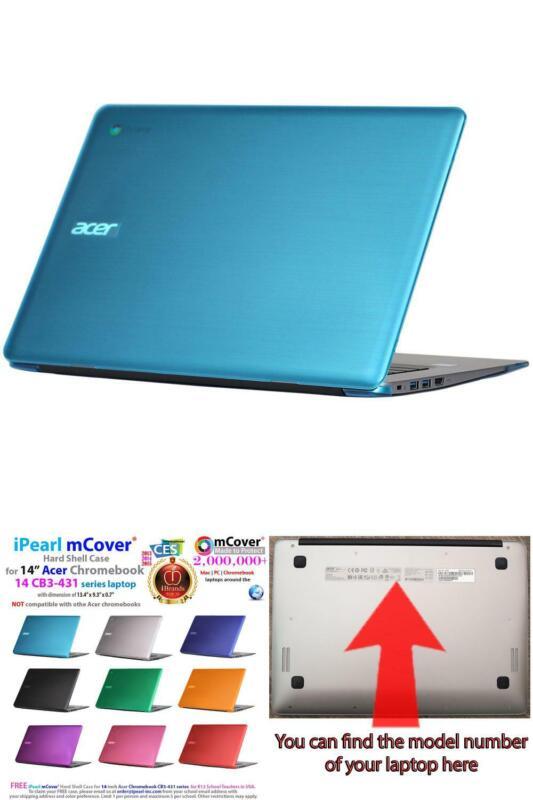 Hard Shell Case Cover 14 Acer Chromebook Series Laptop Shatt