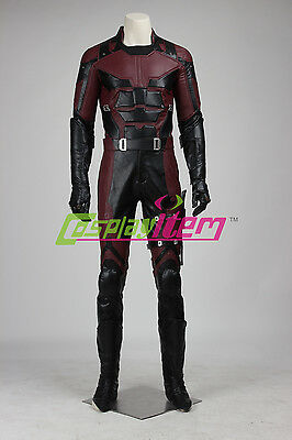 Daredevil Costume Outfit Adult Halloween Carnival Costume - Adult Halloween Custom