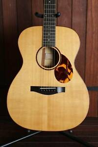Carson Crickmore OM Handmade Acoustic Guitar Pre-Owned Mount Lawley Stirling Area Preview