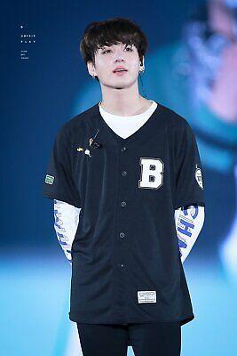 BTS official BASEBALL JERSEY uniform ARMY ZIP+ 3rd muster 53161 t-shirt + track