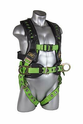 Guardian Fall Protection 193190 Small Monster Edge Harness With Side D-rings