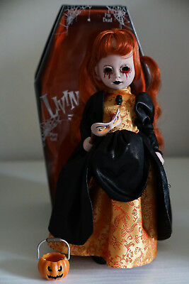 Living Dead Dolls ISABEL Variant Halloween Series 16 Doll Puppe wie neu