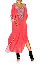 Brand new Camilla Franks Oprah pink kaftan sold out style Tempe Marrickville Area Preview