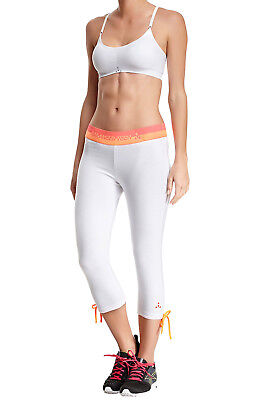 Jersey Yoga Capri Pant (Balanced Tech Women's Knitted Jersey Capri Yoga Lounge Pant)
