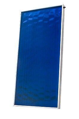 ✅ Flachkollektor Solarkollektor Solaranlage Doppelharfenabsorber Warmwasser ✅