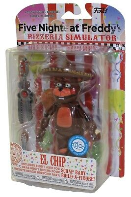 Funko Five Nights at Freddy's Pizzeria Simulator: El Chip Figure #32144
