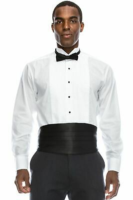 Formal Dress Shirt (Formal Dress Shirt 1/8 Pleated Tuxedo)