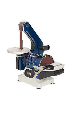 Rikon Power Tools 50-151 Belt With 5 Disc Sander 1 X 30 Blue