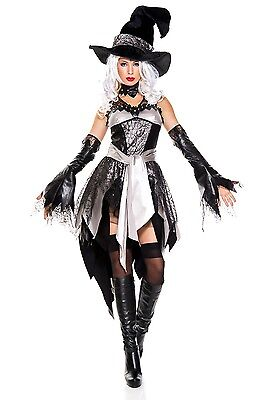 Music Legs Glam witch Halloween Costume Dress 70815