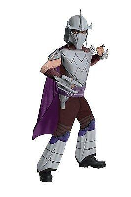 Teenage Mutant Ninja Turtles Deluxe Shredder Costume Small One Color Small