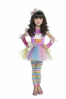 Celebrity Fancy Dress Halloween (Cupcake Cutie Candy Girl Pop Star Celebrity Fancy Dress Halloween Child)