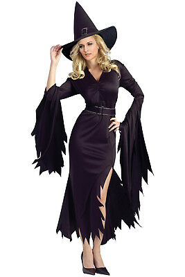 Gothic Witch Halloween Costume ADULT Theme Party - Adult Theme Halloween Costumes