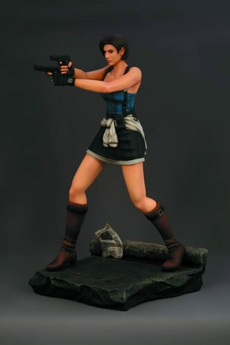 HOLLYWOOD COLLECTIBLES GROUP JILL Valentine CAPCOM RESIDENT EVIL STATUE FIGURE