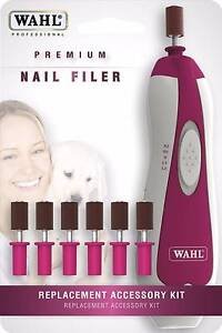 Wahl Premium Pet Dog Cat Nail Grinder Nail Clipper Nail filer Welshpool Canning Area Preview