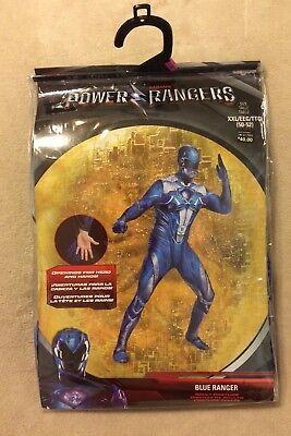 Power Rangers Adult Costume!!!  Blue Ranger!!! ()