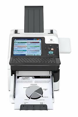 HP ScanJet Enterprise 7000nx Dokumentenscanner (40 S/min, ADF, Duplex,LAN +