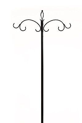 Chapelwood Classic Dining Station Pole Hooks Seed Garden Wild Hanging Feeding