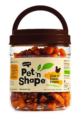 Pet 'n Shape Chik 'n Sweet Potato Dog Treats ()