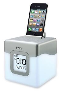 iHome colour changing speaker
