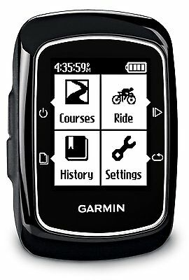 GARMIN Edge 200 GPS Bicycle Computer IPX7 GPS with Aero Bike Mount