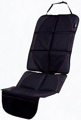 Kindersitzunterlage Sitzschoner Auto Sitzunterlage Sitzschutz TRAVALIGo Premium