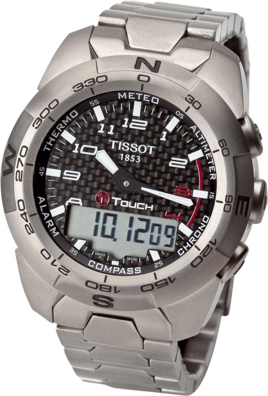top 10 tissot watches for men tissot men s t touch expert watch