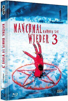 OMMEN SIE WIEDER III 3 Cover B BLU-RAY DVD Stephen King NEU (Halloween Iii 2017)