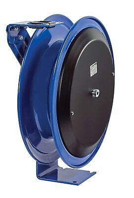 Coxreels PC24L-0012 Power Cord Spring Reels 12 AWG, 100' Less Cord & Accessory