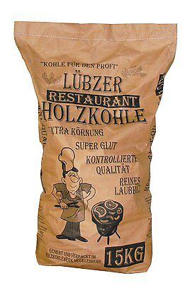 Favorit 1500 Grillkohle Restaurant Holzkohle Kohle 15kg Gastrokohle