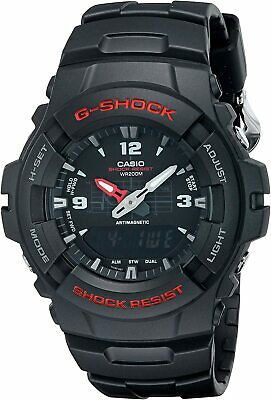 Casio Men's G-Shock Classic Analog-Digital Watch (100% Brand New & Authentic)