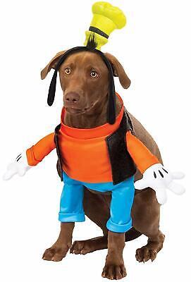Goofy Disney Cartoon Puppy Classic Fancy Dress Halloween Dog Cat Pet Costume - Silly Dog Costumes