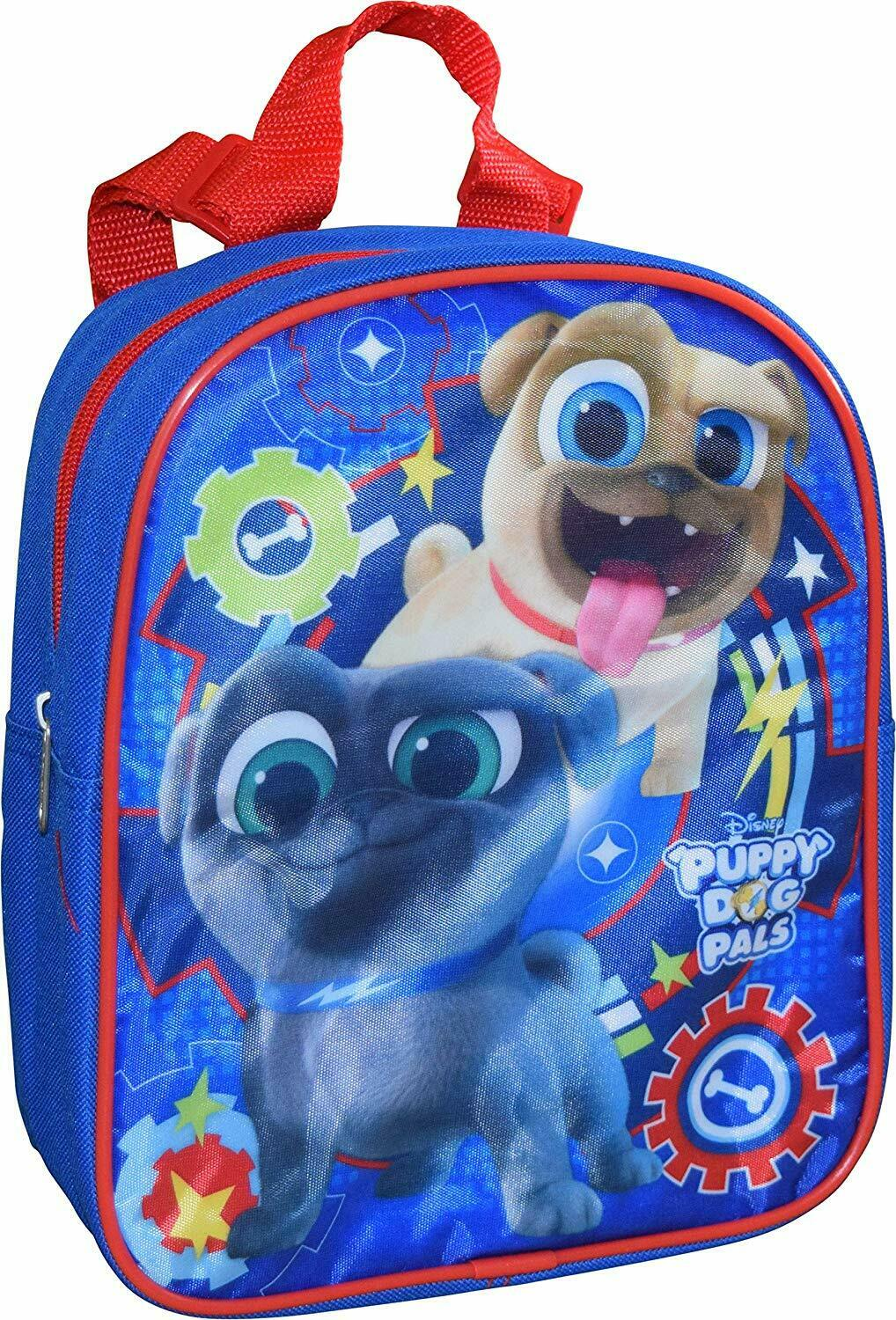 Disney Puppy Dog Pals Boys Toddler Baby Pre School Backpack