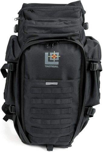 Levy's Outdoor 46 Inch Military Tactical Rifle Backpack with MOLLE Webbing