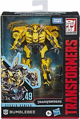 Transformers Studio Series Deluxe Class#49 Bumblebee  NEW!