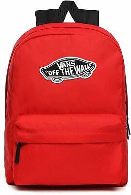 Vans Realm Backpack Goji Berry