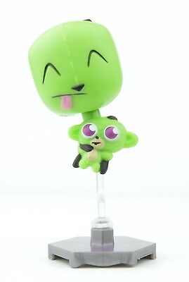 Nickelodeon Invader Zim 2-Inch Bobble Head Mini-Figure - Gir Cuddling