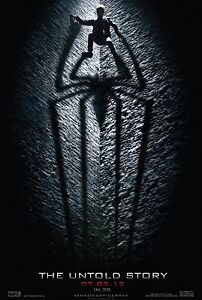 The-Amazing-Spiderman-Untold-Story-original-DS-movie-poster-D-S-27x40-Adv