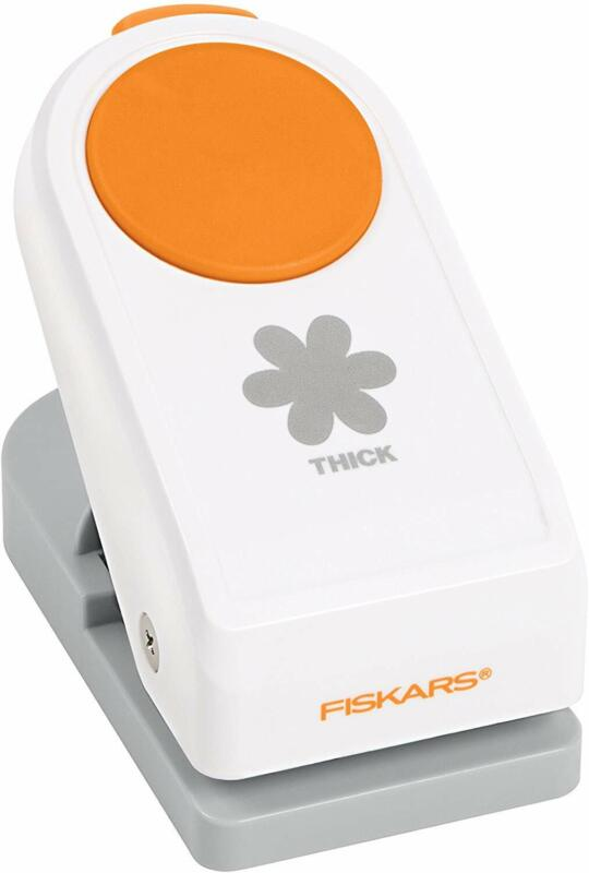 Fiskars Thick, Floral Frenzy Punch 03-025235