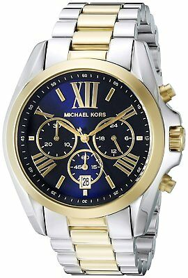 45fcab29bd11 Michael Kors MK5976 Bradshaw Two-Tone Stainless Steel Men s Watch