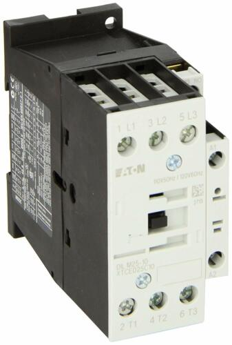 Eaton XTCE025C10A XT-IEC Contactor and Starter