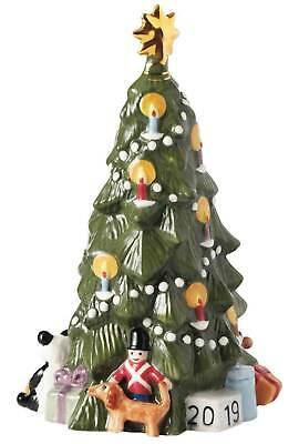 Royal Copenhagen 2019 Annual Christmas Tree Figurine – New in Box!