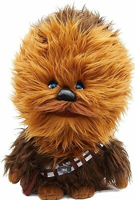 "NEW Star Wars 15"" Talking Soft Toy Chewbacca"