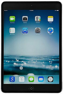 NEW Apple iPad mini 2 32GB Wi-Fi, 7.9in with Retina Display Space Gray ME277LL/A