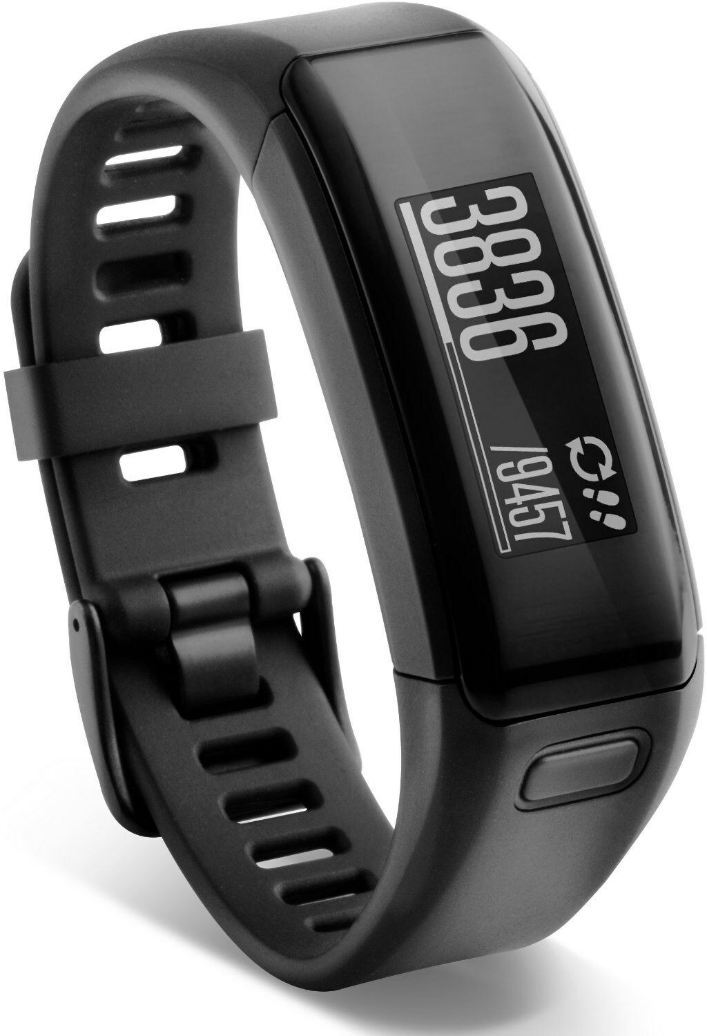 Garmin-Vivosmart-HR-Touchscreen-Activity-Tracker-w-Built-In-HRM-Black