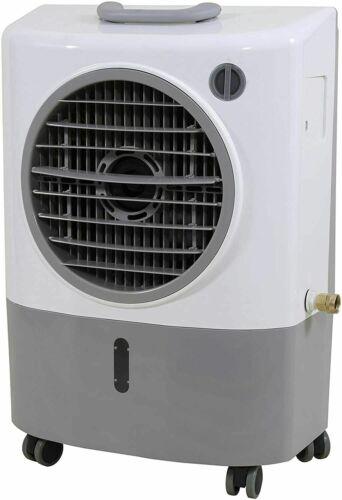 Hessaire MC18M 500 sq ft. portátil por evaporación del refrigerador 1300 pies