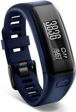 Garmin vivosmart HR Activity Tracker Blue Regular Size 010-01955-02