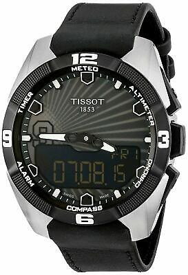 NEW Tissot T-Touch Expert Men's Quartz Chronograph Watch - T0914204606100